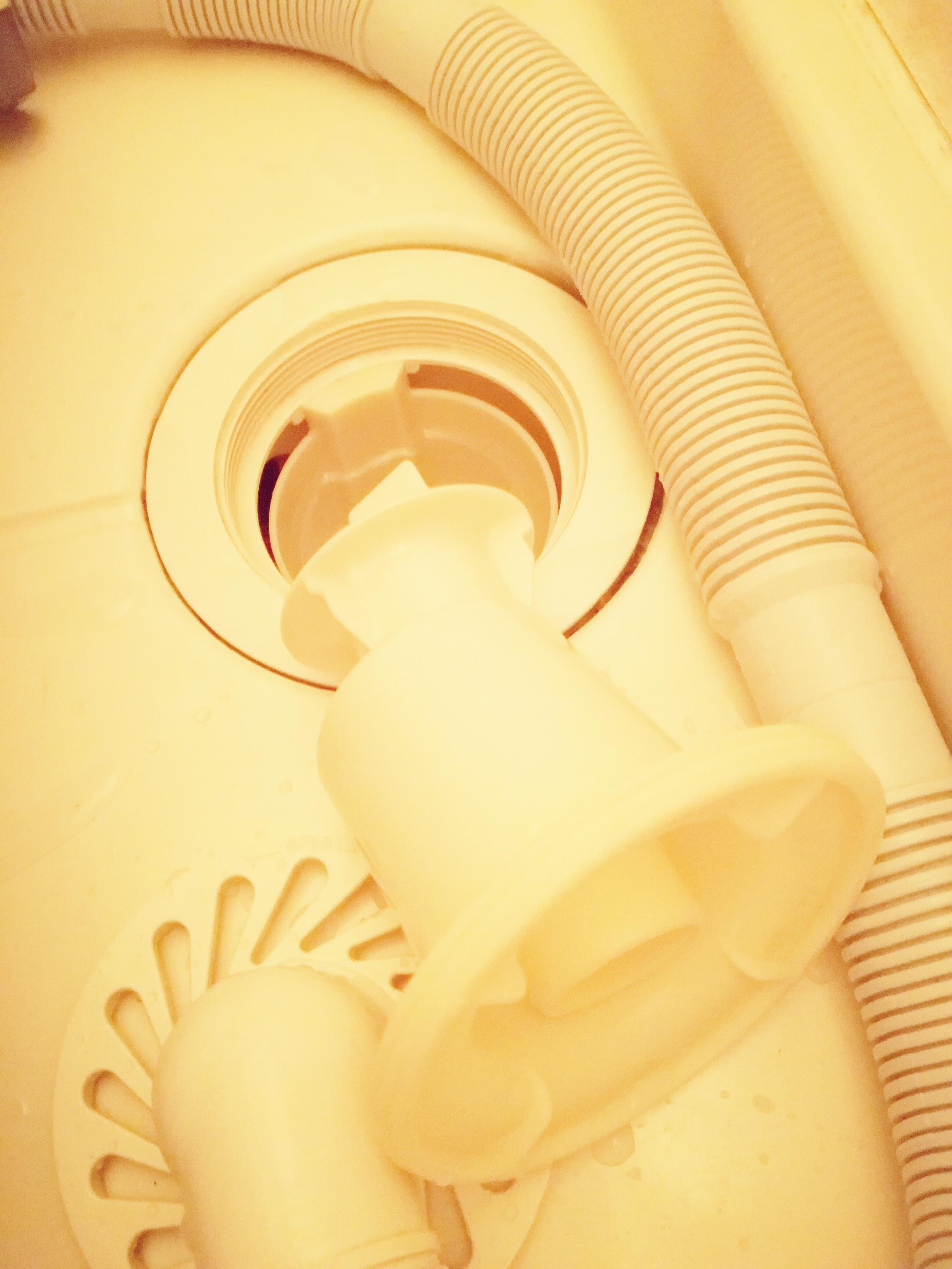洗濯排水溝
