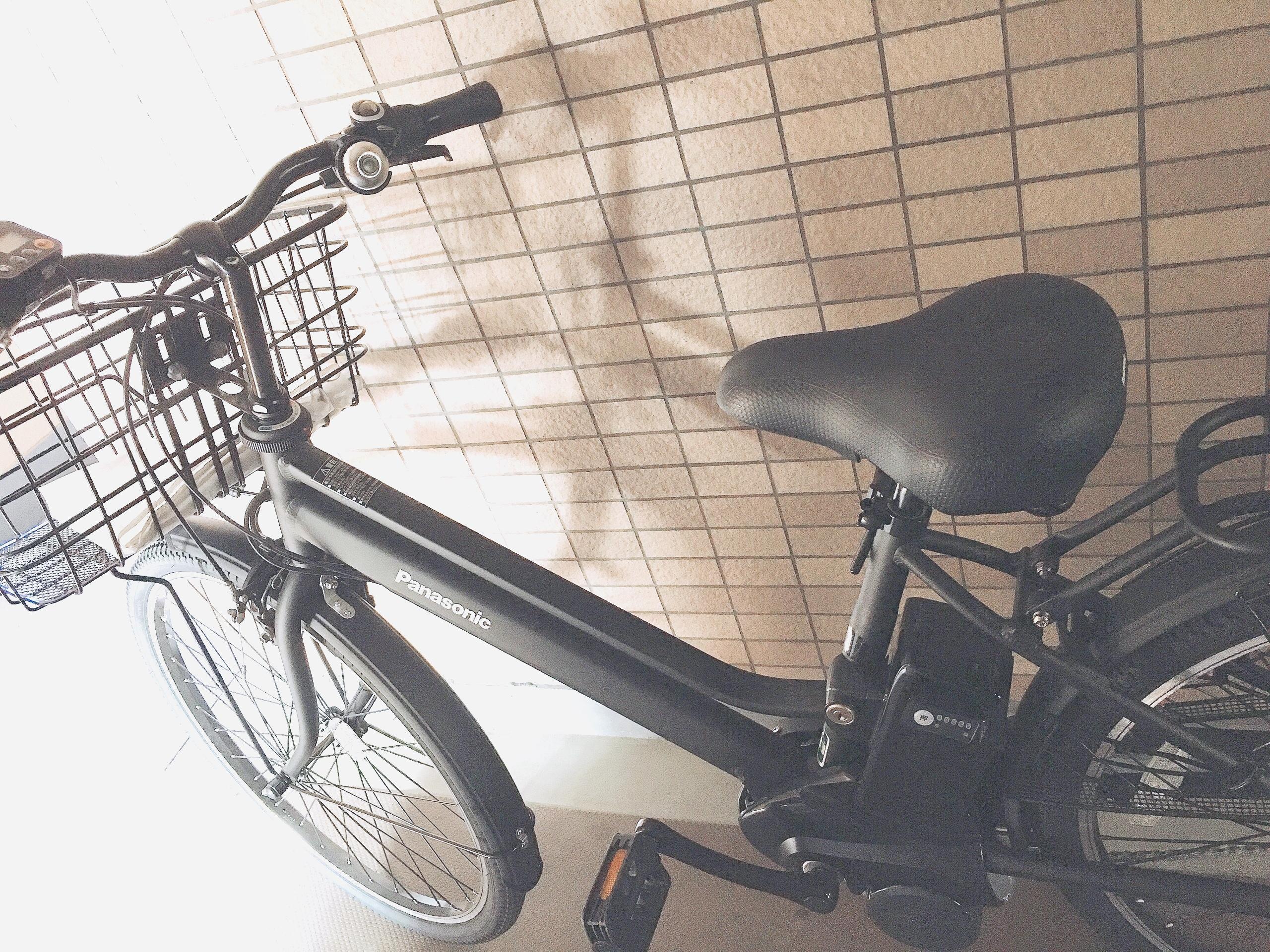 マイ電動自転車